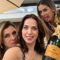 "Letícia Colin ganha milhares de elogios de Deborah Secco após final de ""Segundo Sol"""