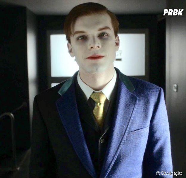 """Série """"Gotham"""": CameronMonaghan, o Coringa, confirma aparição de Batman"""