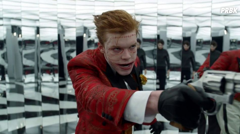 """Em """"Gotham"""": Cameron Monaghan, o Jeremiah, uma das versões do Coringa, afirma que Batman vai aparecer"""