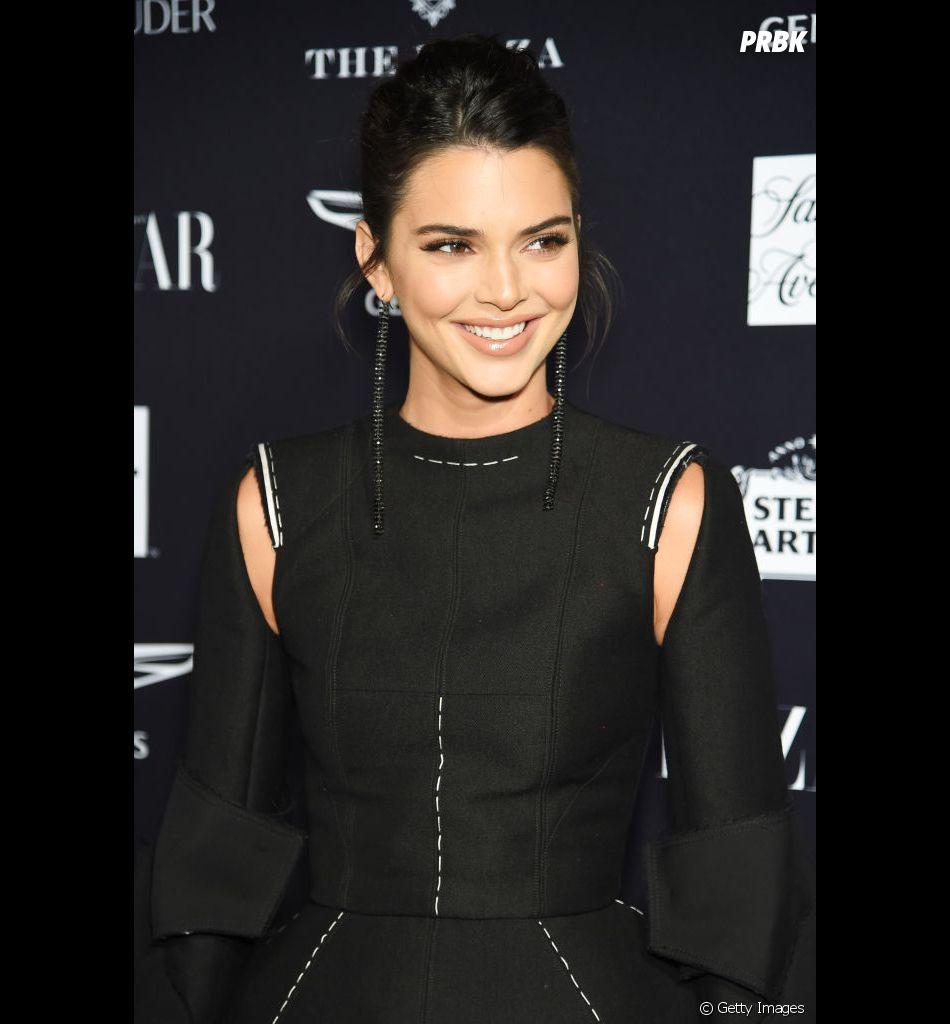 Kendall Jenner é a titia da família Kardashian mas isso não é um problema para a modelo