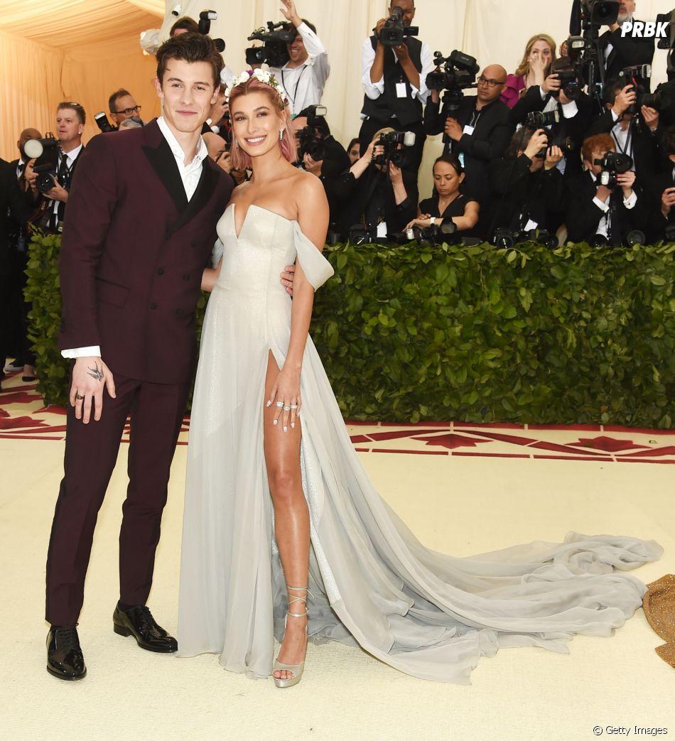 Shawn Mendes na Rolling Stone: cantor confirma que ele e Hailey Baldwin estavam juntos na época do MET Gala