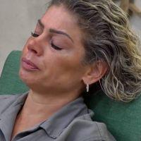 """""""A Fazenda"""" expulsa Cátia após agressão da ex-peoa a Evandro"""