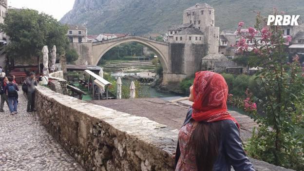 Carolina Lessa continua os estudos da Universidade no intercâmbio para a Espanha