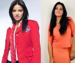 """De """"Rebelde"""": Maite Perroni era a Lupita, uma jovem carinhosa e simpática"""