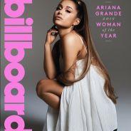 """Ariana Grande critica machismo no mundo da música: """"Há muitos padrões para as mulheres do pop"""""""