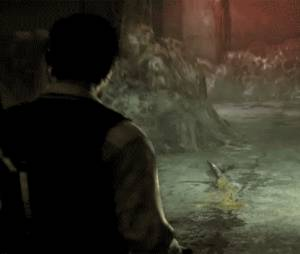 """Em """"The Evil Within"""", Sebastian, o detetive de polícia de Krimson City terá que lidar com monstros mal assombrados"""