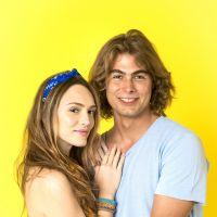 """Primeira imagem de Rafael Vitti e Isabelle Drummond em cena da novela """"Verão 90"""" é divulgada!"""