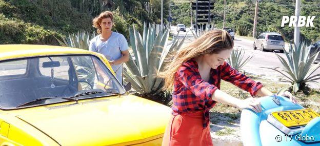 """Rafael Vitti e Isabelle Drummond serão João e Manuzita em """"Verão 90"""""""