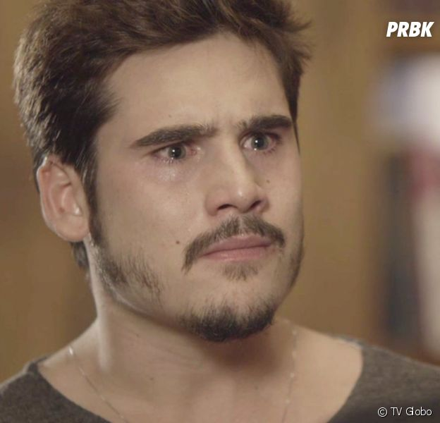 """Em """"O Tempo Não Para"""": Samuca (Nicolas Prattes) descobre crime do pai"""