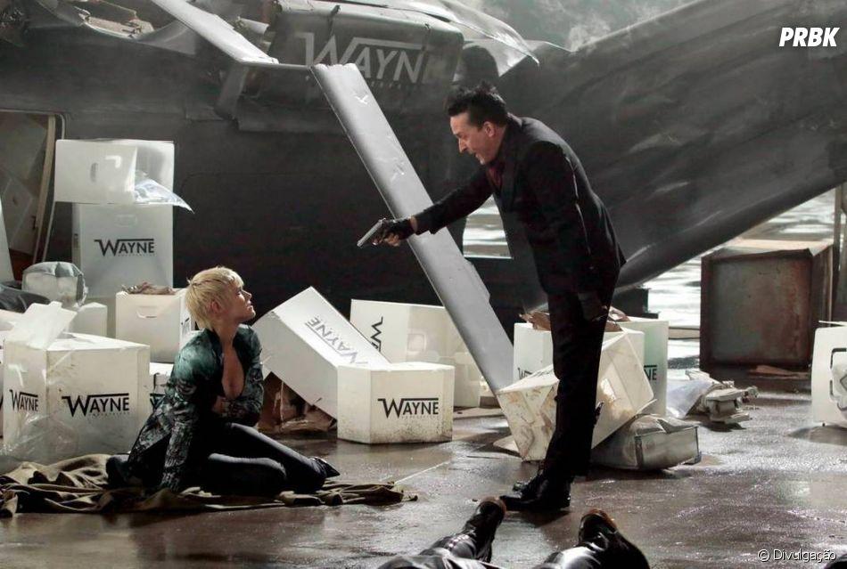 """De """"Gotham"""", Pinguim também aparece nas novas imagens tocando o terror!"""