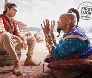 """Will Smith será o gênio da lâmpada no live-action de """"Aladdin"""""""