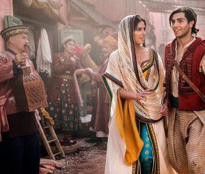 """Naomi Scott é Jasmine no live-action de """"Aladdin"""""""