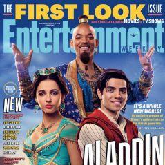"""As primeiras imagens do live-action de """"Aladdin"""" já saíram e a gente não tá sabendo lidar"""