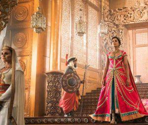 """Primeiras imagens de """"Aladdin"""" mostram que o live-action será bem fiel à animação"""