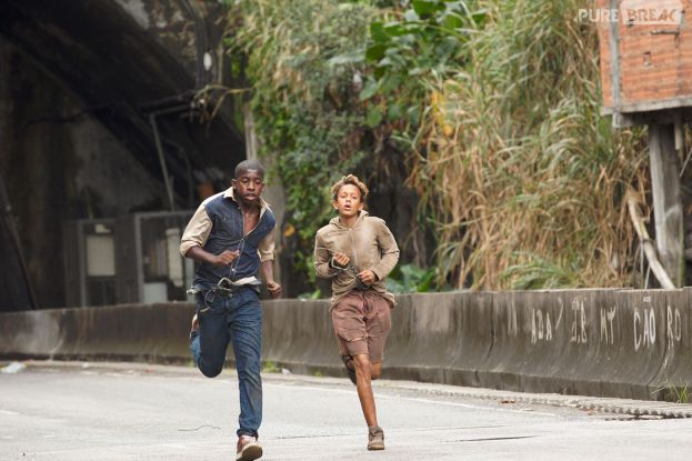 """Filmado no Rio de Janeiro, """"Trash"""" foi protagonizado por meninos que não tinham experiência como ator"""