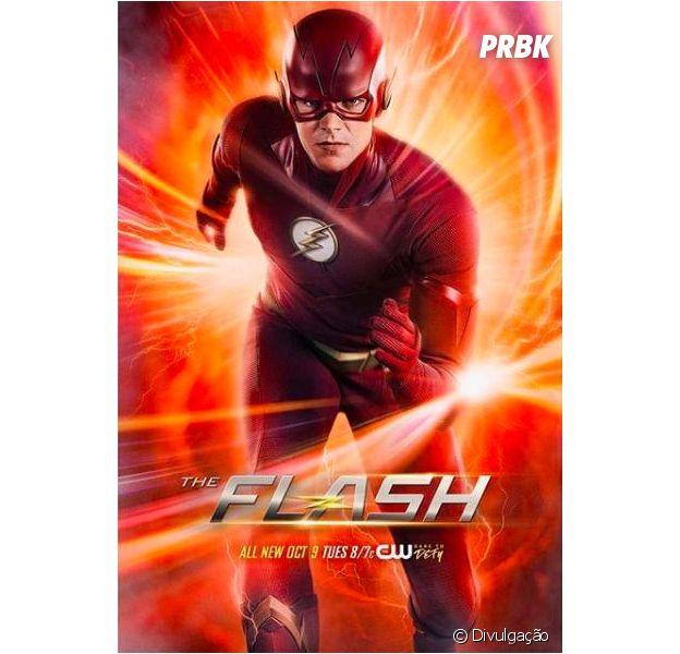 "Barry Allen (Grant Gustin) terá que enfrentar novas vilãs em ""The Flash"""