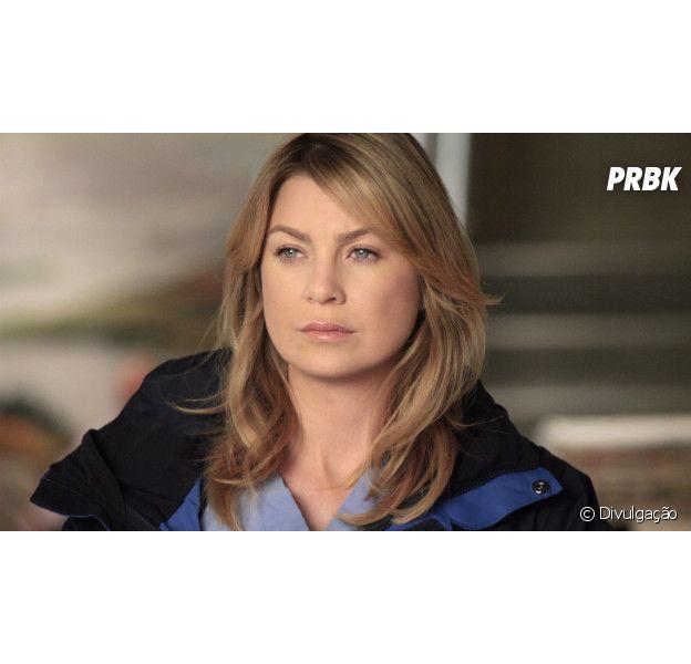 """Novas surpresas amorosas aguardam Meredith (Ellen Pompeo) na segunda parte da 15ª temporada de """"Grey's Anatomy"""""""