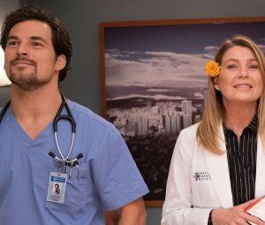 "Em ""Grey's Anatomy"": Meredith Grey (Ellen Pompeo) vai se meter em um triângulo amoroso"