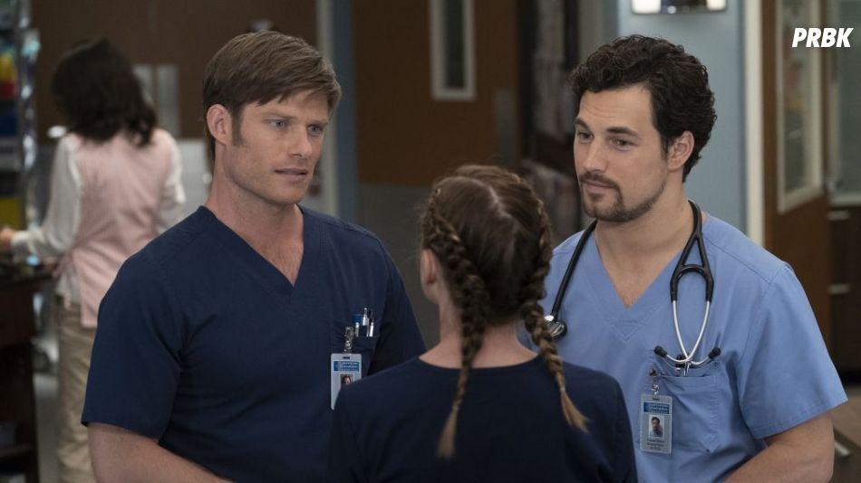 """Meredith (Ellen Pompeo) está no meio de um triângulo amoroso em """"Grey's Anatomy"""""""