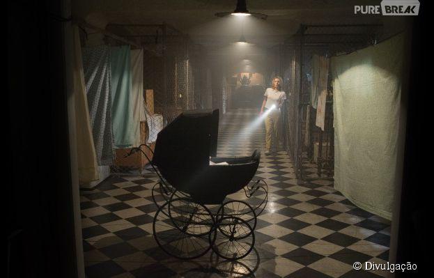 """""""Annabelle"""" chega nesta quinta-feira (09) aos cinemas e, claro, tem clichês como todos os outros filmes de terror"""