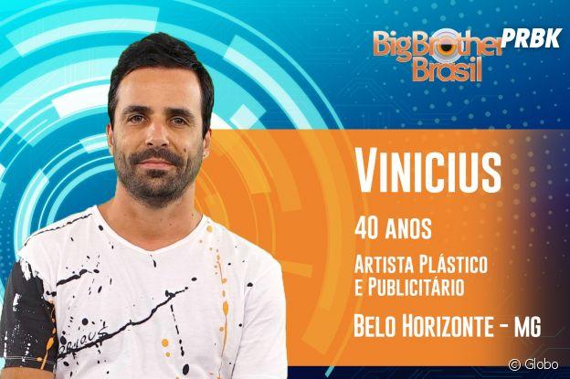 """Do """"BBB19"""", conheça Vinicius, baladeiro de Minas Gerais"""
