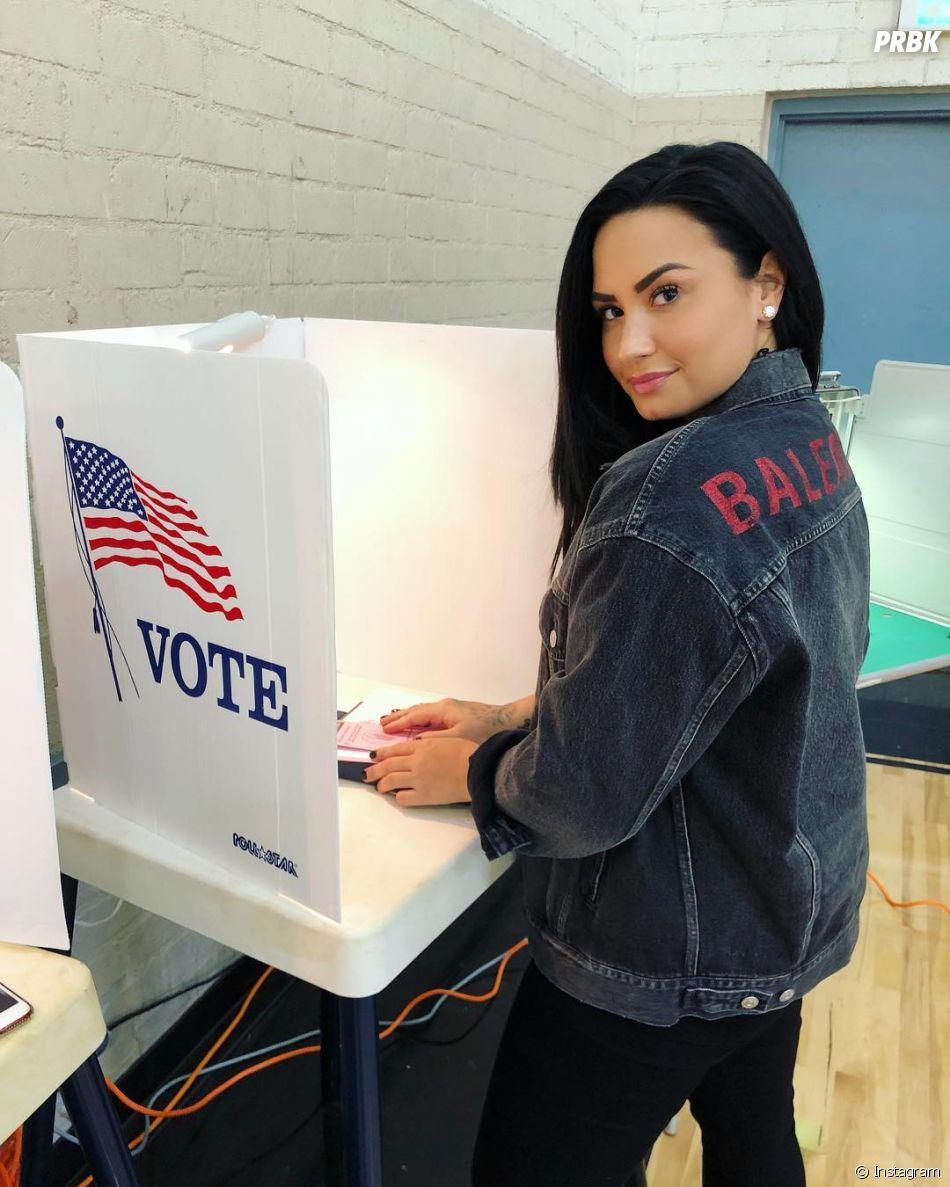 Demi Lovato está entre os nomes mais relevantes das redes sociais