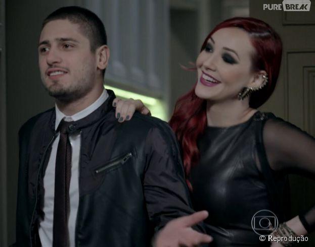 """Em """"Império"""", Du (Josie Pessoa) e João Lucas (Daniel Rocha) vão casar"""