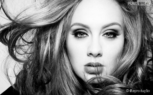Gravadora de Adele afirma que novo álbum da cantora não irá ser lançado em 2014