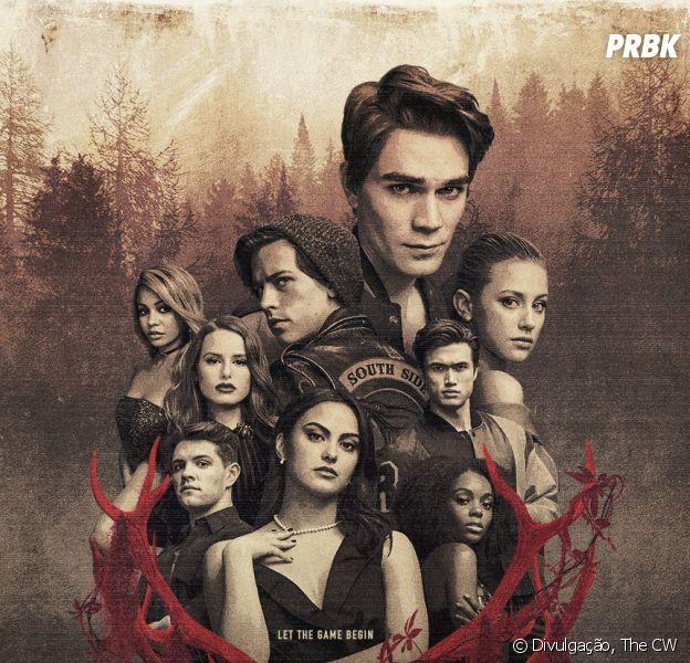 """A terceira temporada de """"Riverdale"""" já voltou causando!"""