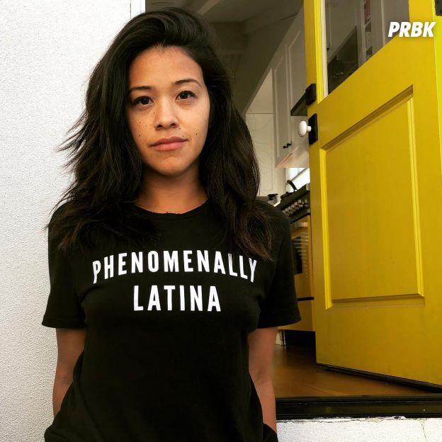 Gina Rodriguez luta pela sociedade latina
