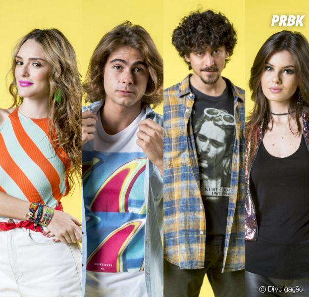 """Conheça os personagens da nova trama das 19h, """"Verão 90"""""""