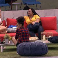 """Diego se irrita com Hana, Paula e Hariany boladíssimas e o que rolou no Jogo da Discórdia do """"BBB19"""""""