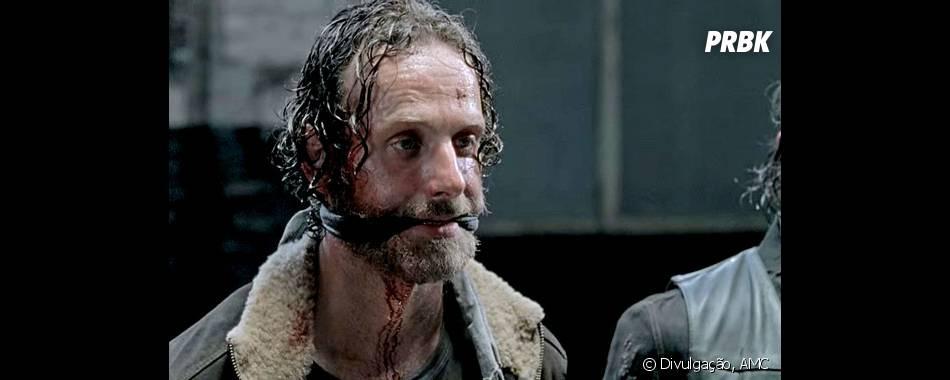 """Foram mais de 17 milhões de pessoas assistindo ao primeiro episódio da quinta temporada de """"The Walking Dead"""", intitulado """"No Sanctuary"""""""