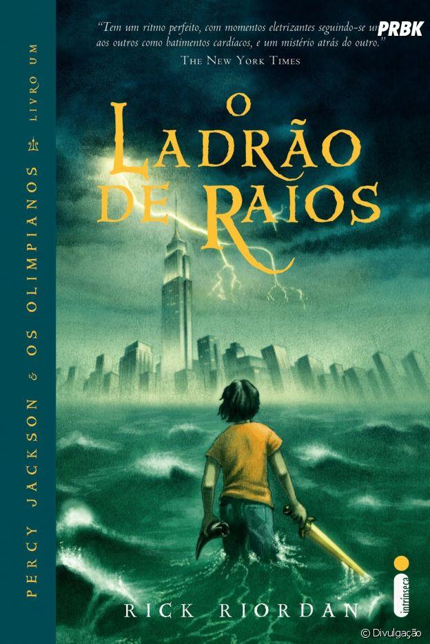 """""""Percy Jackson e Os Olimpianos"""", de Rick Riordan, e mais livros que deveriam virar filme na Netflix"""