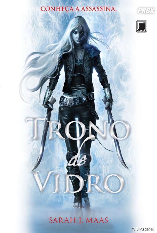 """""""O Trono de Vidro"""", de Sarah J. Maas, e mais livros que deveriam virar filme na Netflix"""