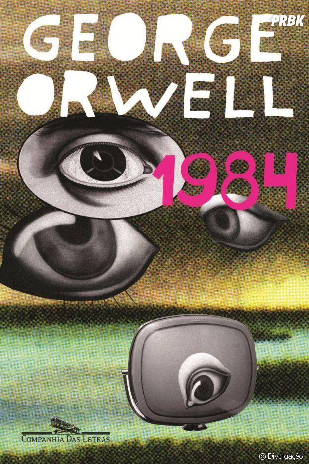 """""""1984"""", de George Orwell, e mais livros que deveriam virar filme na Netflix"""