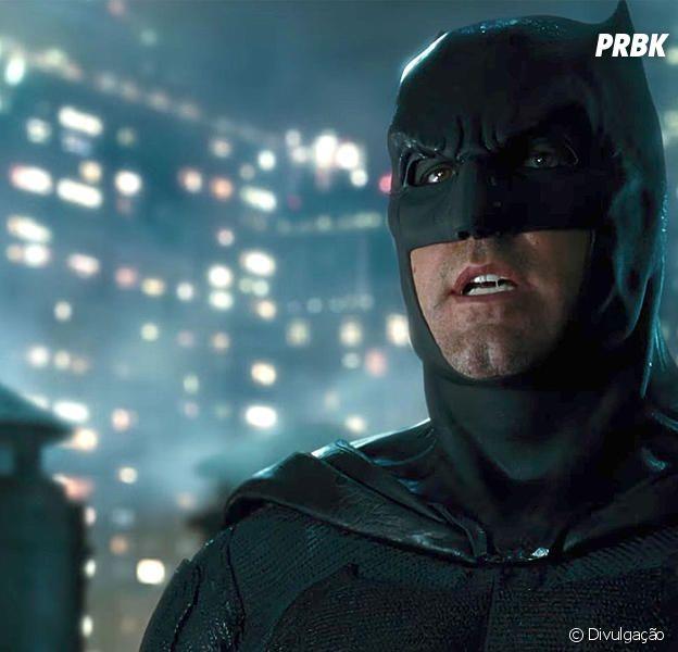 """Ben Affleck compartilha notícia sobre """"The Batman"""" e faz mistério sobre sua participação"""
