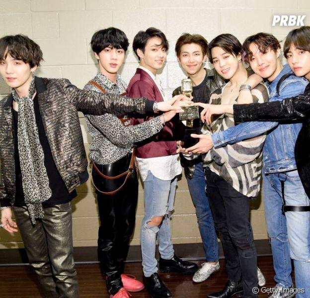 BTS marcará presença no Grammy Awards 2019 e apresentará uma das categorias da noite, de acordo com a Variety