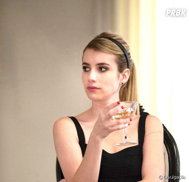 """Em """"American Horror Story"""", Emma Roberts retornará na 9ª temporada"""