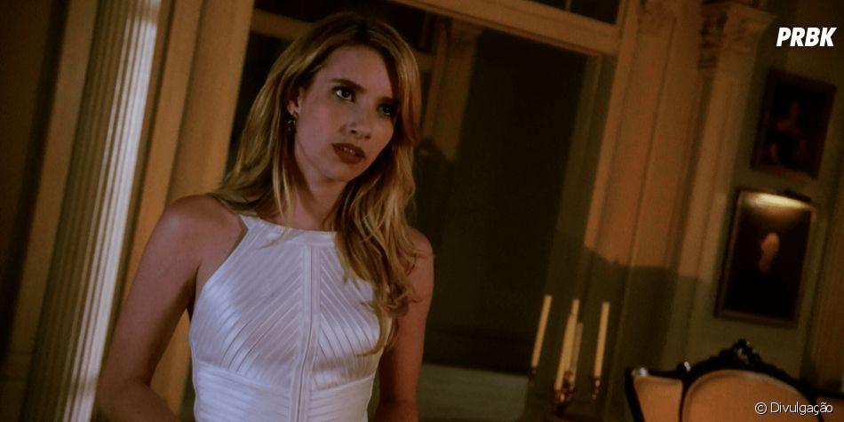 """Em """"American Horror Story"""", Emma Roberts fará a 9ª temporada da série"""