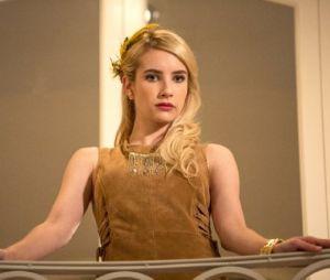 """Em """"American Horror Story"""", personagem de Emma Roberts na 9ª temporada ainda não foi informada"""