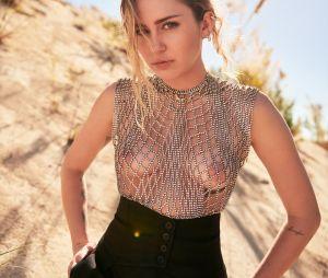 Miley Cyrus na Vanity Fair: o que falar desse ensaio?