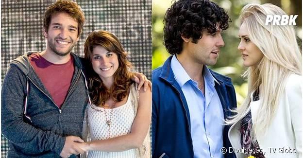 """Davi (Humberto Carrão), Manu (Chandelly Braz), Megan (Isabelle Drummond) e Arthur (Dudu Azevedo) irão protagonizar uma troca de casais, em """"Geração Brasil"""", da Globo"""