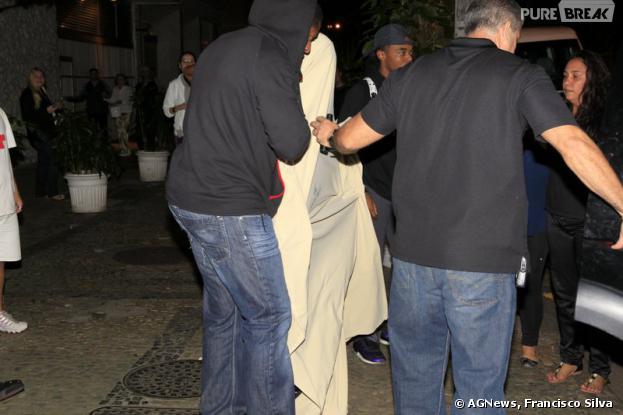 Justin Bieber vai a prostíbulo em Ipanema, Zona Sul do Rio, na noite desta sexta-feira, 1º de novembro de 2013