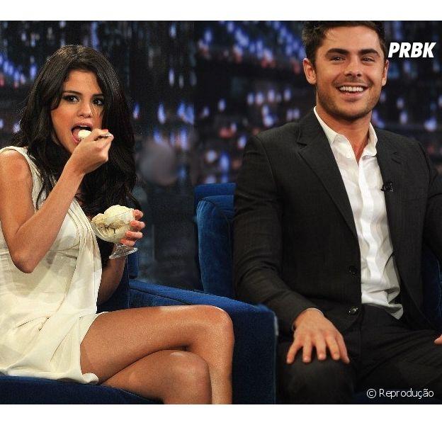 Selena Gomez e Zac Efron podem estar namorando, diz site