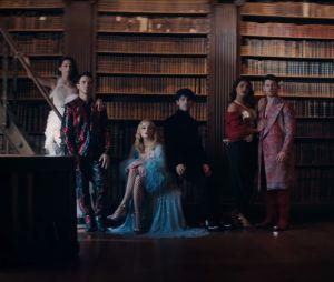 "Jonas Brothers lançam clipe de incrível de ""Sucker"" comSophie Turner, Priyanka Chopra e Danielle Jonas"