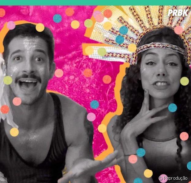 """Canal """"Soltos"""" no Carnaval: veja algumas dicas que te ajudarão a beijar na boca durante o feriado"""