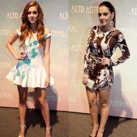 """Sophia Abrahão ou Giovanna Lancellotti? Quem arrasou na festa de """"Alto Astral""""?"""
