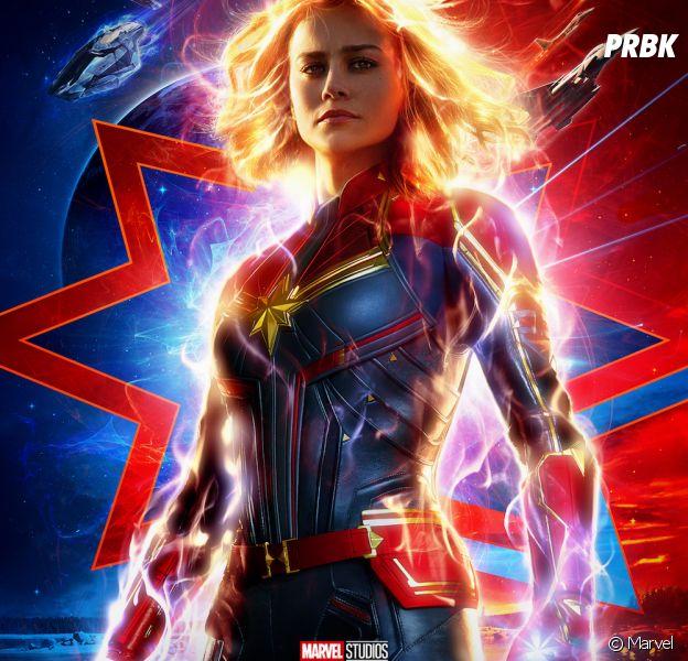 """Carol Danvers (Brie Larson) é a heroína que toda mulher esperava ver em """"Capitã Marvel"""""""