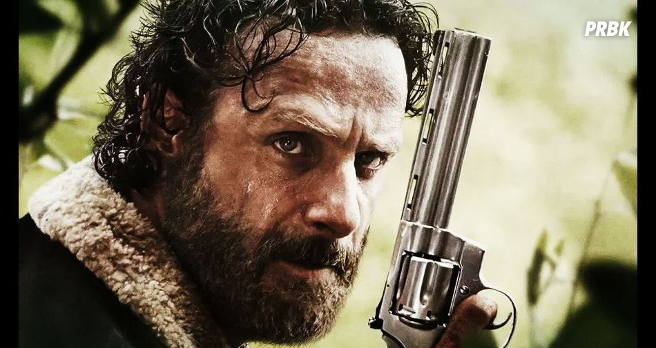 "Se depender do Daryl (Norman Reedus), Rick (Andrew Lincoln) volta para ""The Walking Dead"""